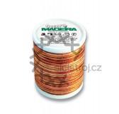 Madeira Decora No.6 - 9306 - 100 m - dekorativní overlocková lesklá nit