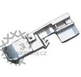 Patka pro všívání šňůrek, dutinek, lampasů 5mm  - DESIRE, OVATION
