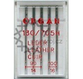 ORGAN 130/705H-LL LEATHER  5ks (90,100)