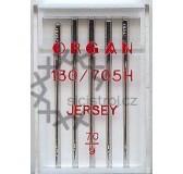 ORGAN 130/705H  JERSEY 5ks  (80)