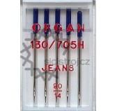 ORGAN 130/705H-J JEANS  5ks (90)