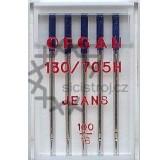 ORGAN 130/705H-J JEANS  5ks (100)