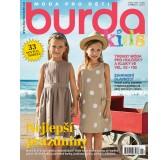 Burda Kids časopis pro šití na děti