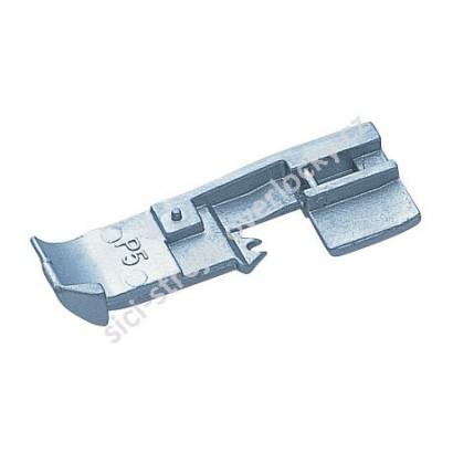 Patka pro všívání šňůrek, dutinek, lampasů 5mm