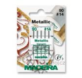 Madeira Metalic - Jehly pro metalické nitě