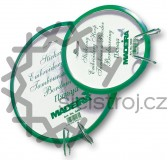 """Madeira 9460 - Vyšívací rámeček velikost  5"""" / 13 cm"""